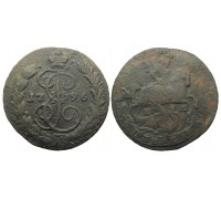 Копейка 1796 ЕМ