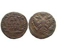 Монета Деньга 1738