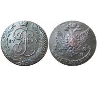 5 копеек 1789 АМ