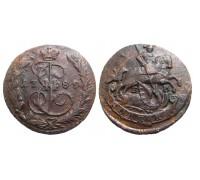 Копейка 1789 ЕМ