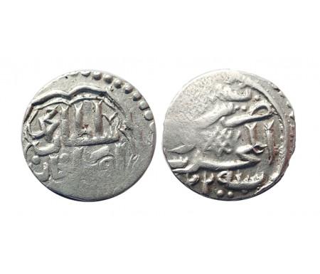 Монета Дирхем Узбек чекан Сарая ал-Махрус 722 гх