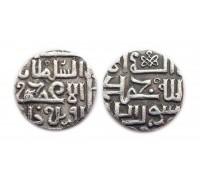 Дирхем, Узбек, Сарая, 734-737 г.х.