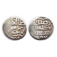 Дирхем, Джанибек Гюлистан, 756 г.х.