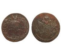 5 копеек 1781 ЕМ