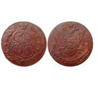 5 копеек 1775 ЕМ
