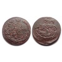 Деньга 1766 ЕМ