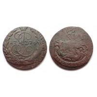 2 копейки 1774 ЕМ (Биткин R)