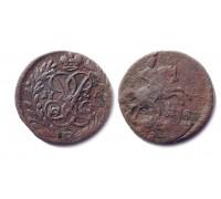 Полушка 1757 (Биткин R)