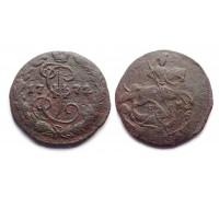 Деньга 1772 ЕМ